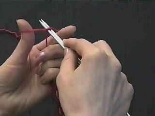 Уроки вязанье спицами