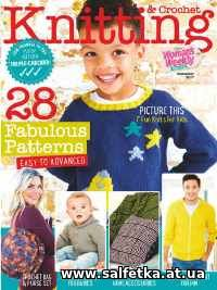 Скачать бесплатно Woman's Weekly Knitting & Crochet - September 2017