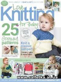Скачать бесплатно Love Knitting for Babies - February 2018