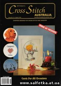 Скачать бесплатно Jill Oxton's Cross Stitch Australia №10